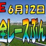 6/12 (土)【中央競馬ライブ配信】JRA全レースぶん回し生配信!今日は札幌開幕日!