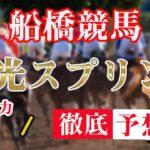 A2【 地方競馬予想 】6/23  船橋競馬予想 11R 閃光スプリント