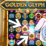 【オンラインカジノ】過去最高倍率叩き出した!ついでに先週収支も発表【GOLDEN GLYPH2】