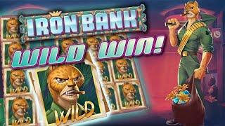 Iron Bank(アイアン・バンク)のフリースピン