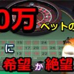 #カジノ配信 【借金返済チャレンジ!】オンラインカジノ編 10万ベットのその先に。