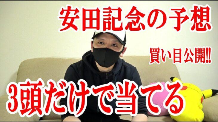 【わさお】安田記念の予想【競馬予想】