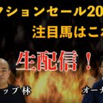 【競馬・生配信】セレクションセール2021注目馬はこれだ!