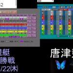 【ボートレースライブ】徳山競艇、唐津競艇 2021/7/22(木)
