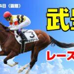 【競馬】武豊騎手レース結果:7月3日4日(函館)【今週の武豊】