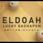 エルドアカジノ ELDOAH LUCKY GACHAPON