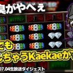 🔥引きだけで勝ち切るカジノ王!ワイに不可能はない!【オンラインカジノ】【kaekae】【BONS】