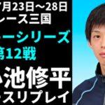 小池修平 三国ルーキーシリーズ 全レースリプレイ【ボートレース】