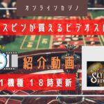 【オンラインカジノ】空を制して勝利を掴め! vol.034 SKY HUNTERS