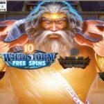 【全回転演出 ×2回】gods of olympus Megaways スロット オンラインカジノ ゼウス#9