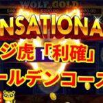 #306【オンラインカジノ|🎰スロット】カジ虎「利確」のゴールデンコースで利確なるか?!