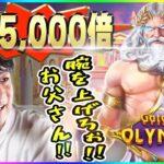 【オンラインカジノ】オンカジ実践!マルチプライヤーを引きまくり勝利をつかめ!【Gates of Olympus】