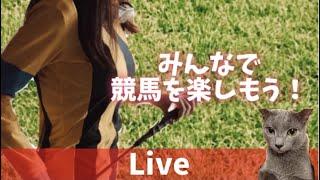 【競馬ライブ】夏競馬みんなで楽しもう(^^)/
