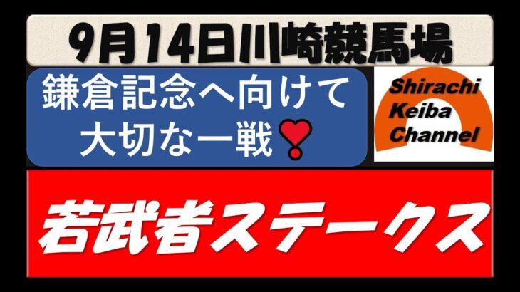 【競馬予想】若武者賞2021年9月14日 川崎競馬場