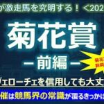 【菊花賞2021】ステラヴェローチェを信用しても大丈夫!?~阪神開催は競馬界の常識が覆るきっかけとなる!~