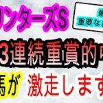 【競馬予想】スプリンターズステークス2021&凱旋門賞2021 展開完璧な穴馬で勝負!! 競馬予想TV